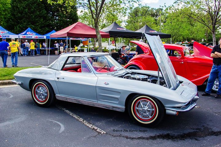 Car Show Raleigh Nc April