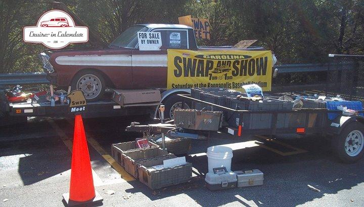 Kannapolis Nc Car Show